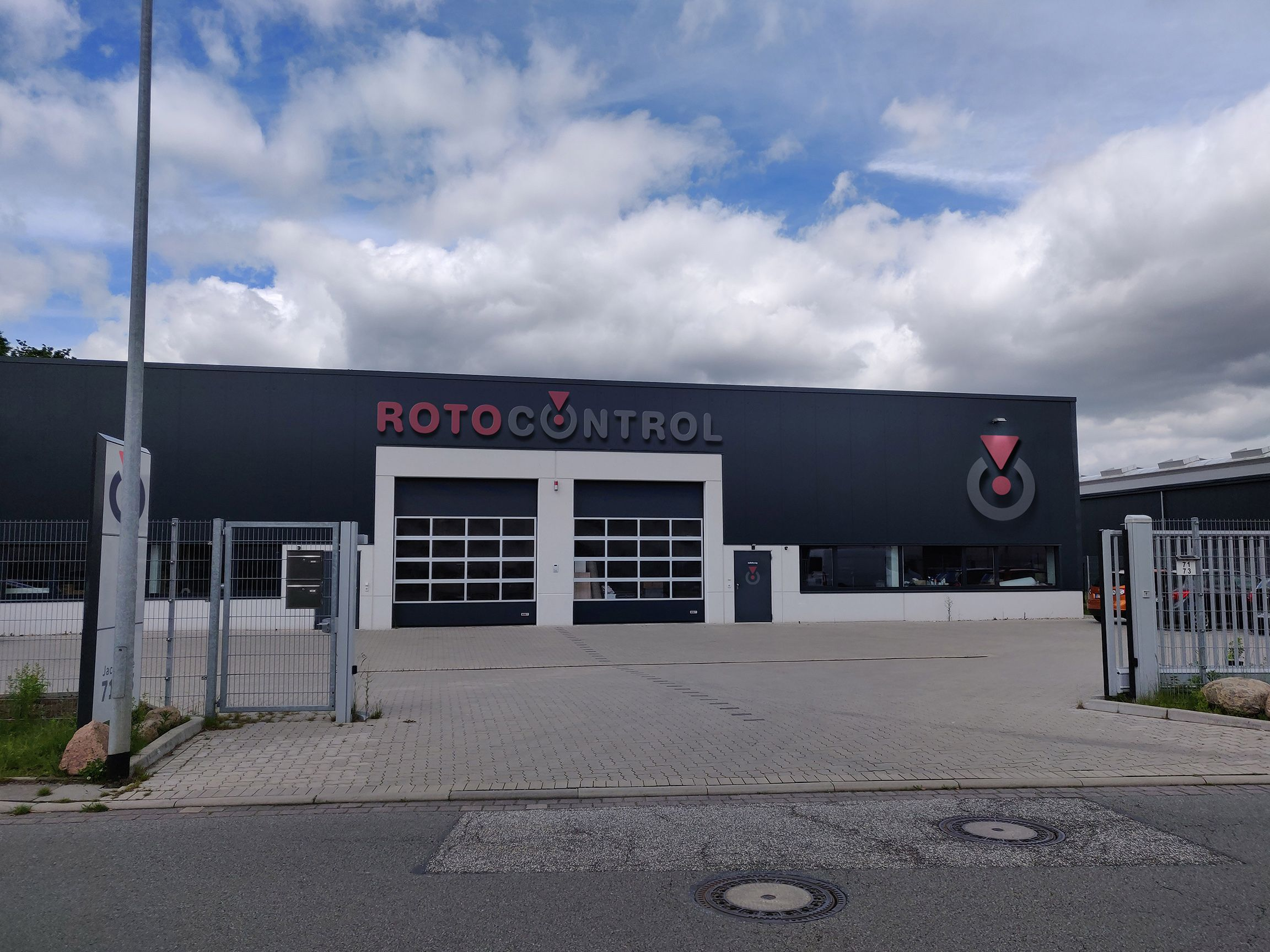 roto-Firmengebäude