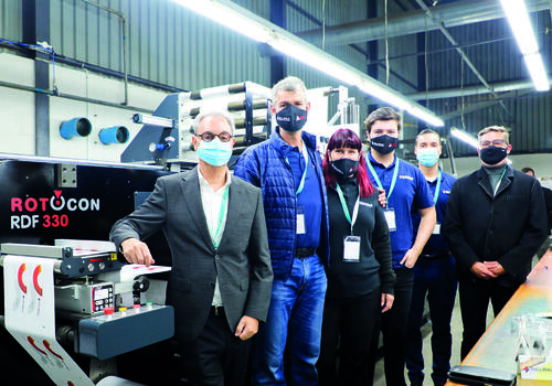 Rotocon and Sullwald Printing Solutions