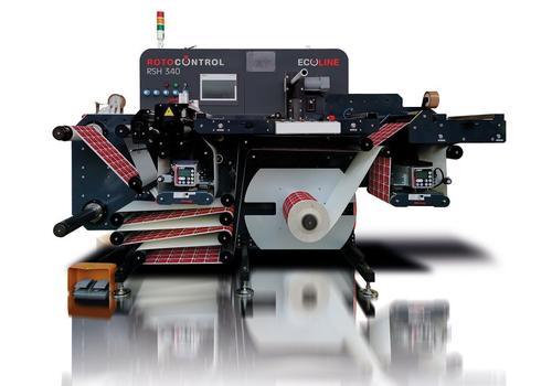 ECOline RSH inspection slitter rewinder