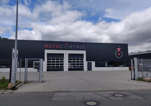 ROTOCONTROL's new facility in Siek, Germany