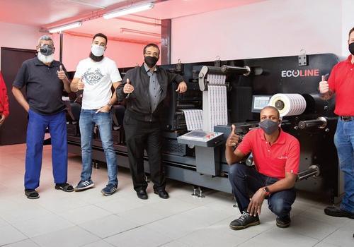Impress Print Services Ecoline RDF 330